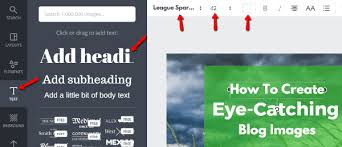 canva font pairing how to create eye catching blog images with canva wpkube