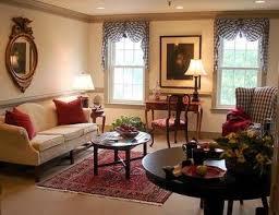 curtains colonial williamsburg interiors decorating photos