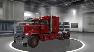 kenworth shop trucks and trailers