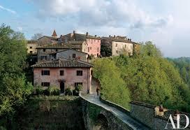 ferruccio ferragamo u0027s lavish tuscan estate architectural digest