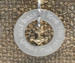 Custom Engraved Necklace Shop Here For Local Art