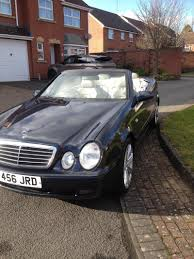 100 2003 mercedes benz clk cabriolet owners manual used