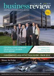 central coast business review september 2013 by central coast