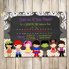 Online Buy Wholesale Halloween Party Invitations From China