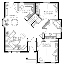 225 best small tiny house floorplans images on small