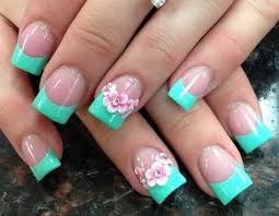 36 easy flower nail art designs for beginners flower nail art