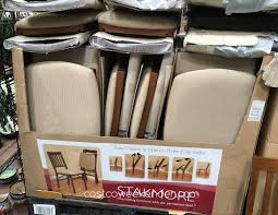 Costco Chairs Cool Upholstered Folding Chairs Costco