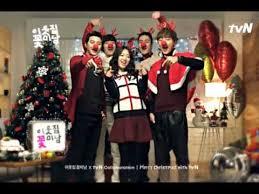 merry christmas kpop suju and big bang youtube