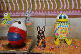 easter egg display mousesteps disney s contemporary resort chocolate easter egg