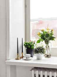Window Sill Inspiration Window Sill Stadshem Home Decor Pinterest Window Sill