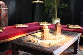 Floor Level Seating Furniture by Arabian Nights Event Prop Hire