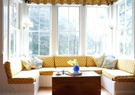 dining room window treatment ideas window treatments for bay window dynamicpeople club