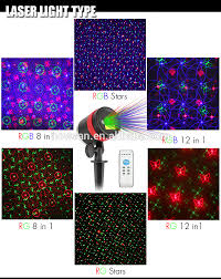 Christmas Light Projector Outdoor by Christmas Star Light Decoration Motion Sensor Shower Outdoor Led