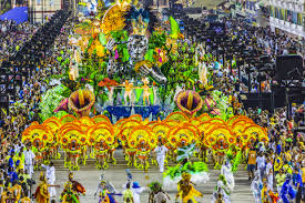 carnival in is the carnival celebration in the world