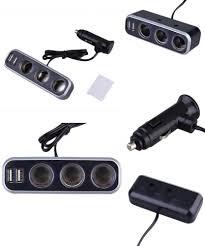 lexus gx470 turn signal socket visit to buy new universal 3 way auto car cigarette lighter