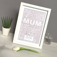 personalised quote gifts personalised mothers day gift mothers day gift mothers day