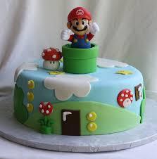 mario cake behance