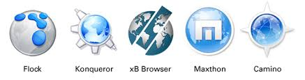 camino browser why are web browser logos all quora