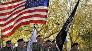 Long Island State Flag Veterans Day Events Around Long Island Newsday