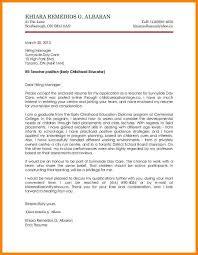 early childhood educator cover letter kajanis cover letter kajani