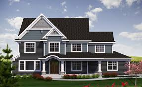 traditional craftsman homes flatley country craftsman home plan 051d 0817 house plans and more