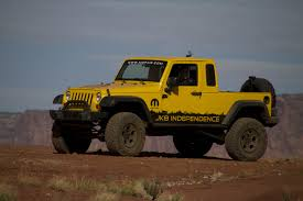 jeep truck conversion mopar jk 8 pickup kit the jeep blog
