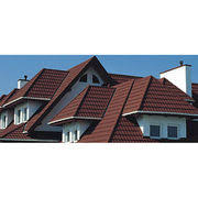 Roof Tile Manufacturers Stone Coated Roof Tile Manufacturers China Stone Coated Roof Tile