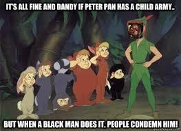 Obscene Memes - peter pan disney s most obscene movie findingmontauk