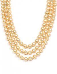 necklace vintage images Chanel vintage 39 50s 39 60s three strand pearl necklace jpg