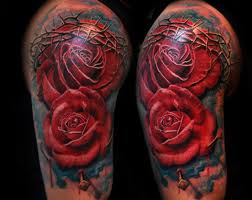 tattoos by cris gherman view the full tattoo gallery roses