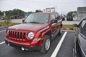 red jeep patriot auto body shop tampa