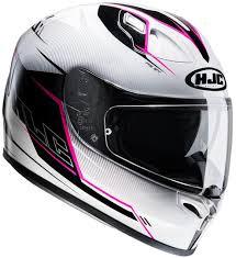 hjc helmets motocross hjc helmet hjc fg st crucial helmet white blue unique design
