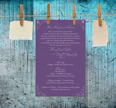 20 wedding itinerary programs schedules reception menus