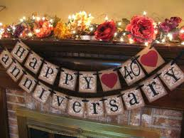 50th anniversary party ideas anniversary decoration ideas at home wedding anniversary ideas
