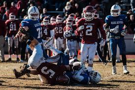 high school football fitchburg v leominster 112th thanksgiving