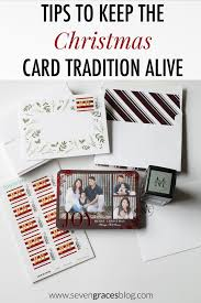 tips to keep the card tradition alive our
