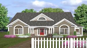100 house plans with front porch one story 100 1 story home