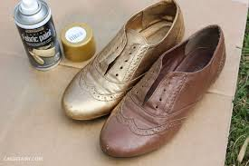 Spray Paint Your Shoes - how to spray paint your shoes u2014 crafthubs
