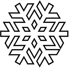 printable snowflake coloring pages for provide residence cool