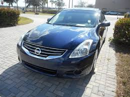 nissan altima coupe under 7000 blue nissan altima in fort myers fl for sale used cars on