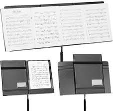 manhasset model 1650 fourscore folder music stand accessory and