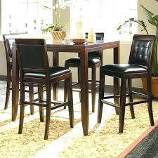 Pub Table And Chairs Set Bar Stool Morella Wood Pub Table 599 1225 51003416 I