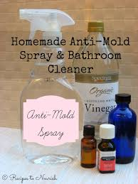 homemade anti mold spray u0026 bathroom cleaner 10 ways to reduce