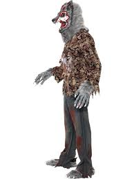 zombie alley werewolf costume 34205 fancy dress ball