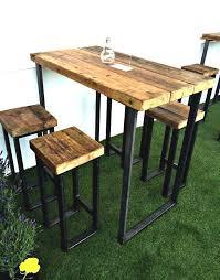 High Table Patio Furniture Unique Design Best Cafe Table Patio Furniture High Table Home