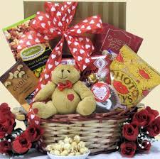 valentines baskets amazing valentines day gifts for him the nicest valentines day