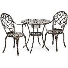 Copper Bistro Chair Best Bistro Set For The Patio And Balcony Outsidemodern