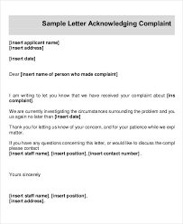 employee acknowledgement letter templates 5 free word pdf