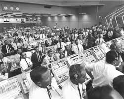 Nasa 1960s From Dream To Reality In 10 Years Mission Bureau De Controle