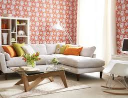 charming retro modern living room interior vintage modern ideas of